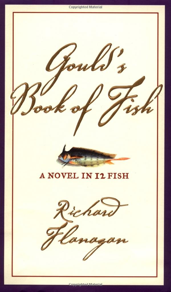 Download Gould's Book of Fish: A Novel in 12 Fish pdf