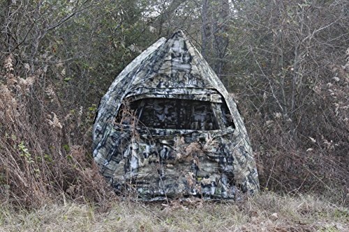 Primos Double Bull Shack Attack Ground Blind, Truth Camo by Primos Hunting (Image #4)