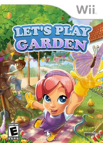 Let's Play Garden - Nintendo Wii