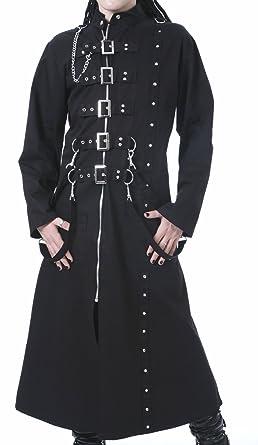 Black trench coat uk