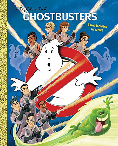 Ghostbusters (Ghostbusters) (Big Golden Book) -