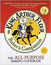 the-king-arthur-flour-bakers-companion:-the-all-purpose-baking-cookbook by king-arthur-flour