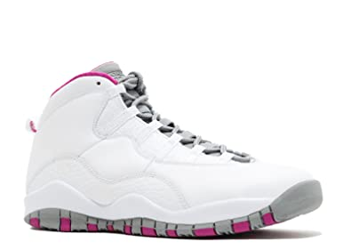 5cbc615139d2 Nike Air Jordan X 10 Retro Maya Moore MM GG AA2900-159 White Fuchsia