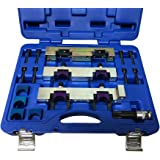 BELEY 15pc Engine Timing Tool Camshaft Locking Alignment Timing Tool Kit for Mercedes Benz M133 M270 M274