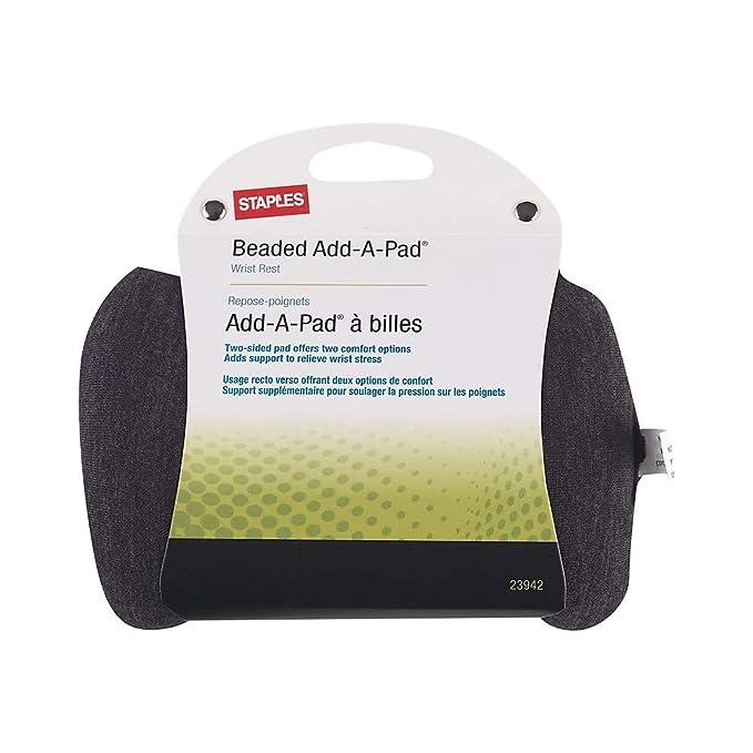 Amazon.com: Grapas Beaded Wrist Rest (23942): Office Products