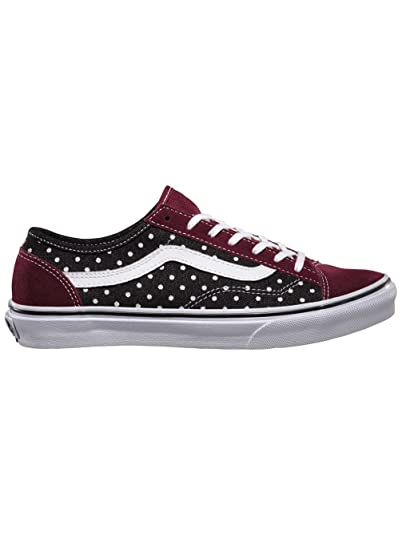 Vans - Unisex Style 36 Slim Shoes in (Washed Dots) Port Royale, Size