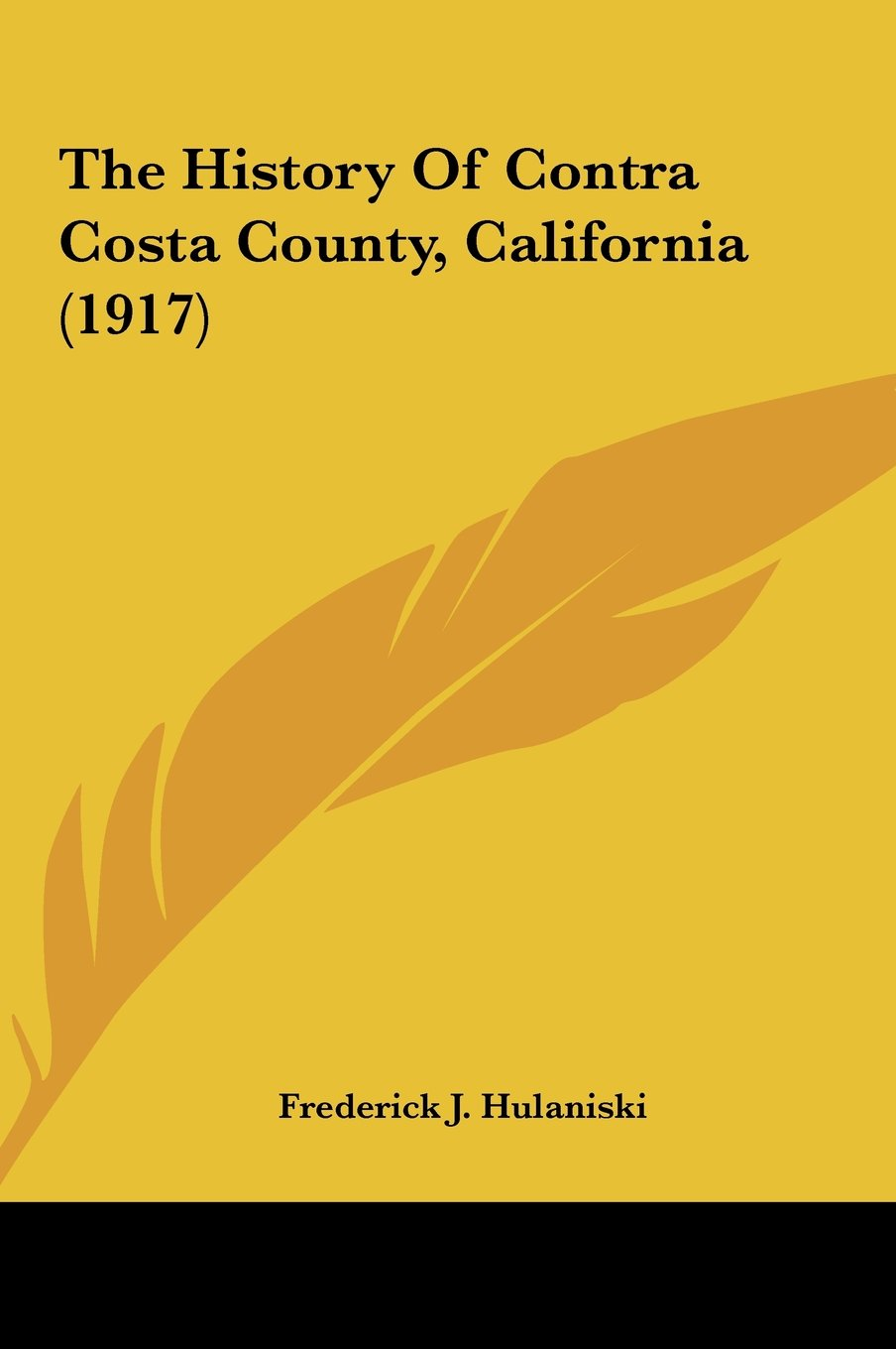 The History Of Contra Costa County, California (1917) pdf