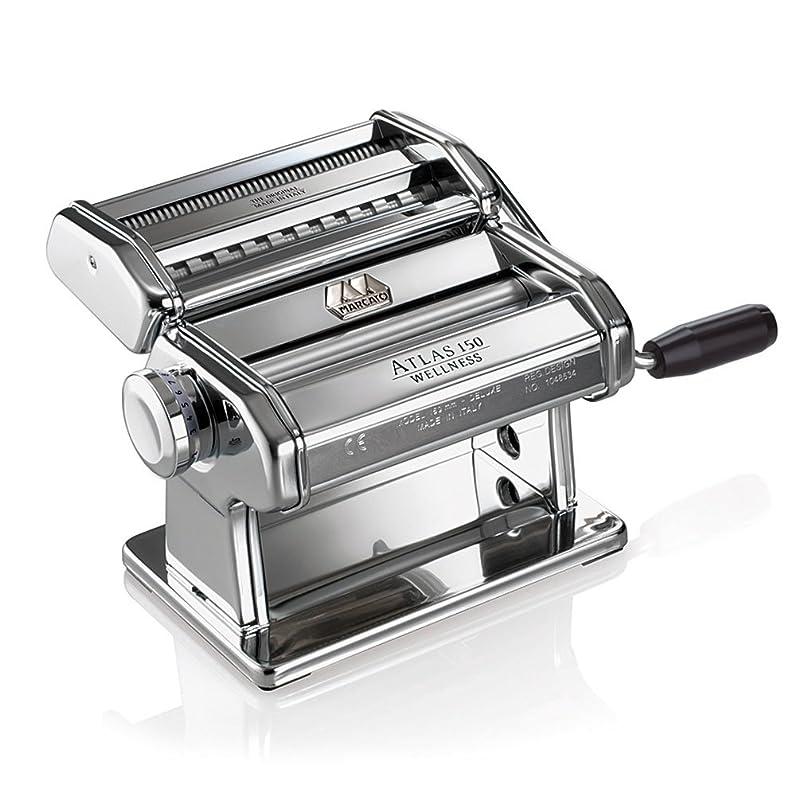 Marcato Atlas 150 Machine à Pâtes Argent: Amazon.fr: Cuisine & Maison