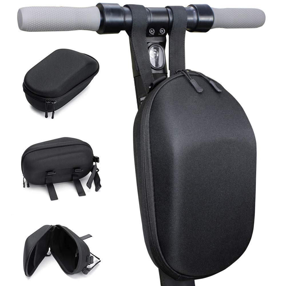 Seway Scooter Storage Bag for Xiaomi M365 ES Series, Electric Scooter Front Hanging Bag Durable EVA Fit for Carring Charger Tools, Compatible Xiaomi ...
