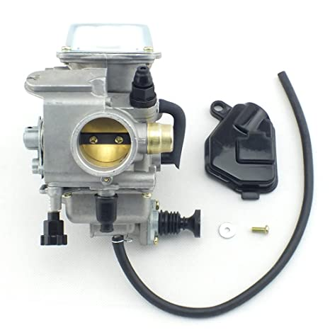 Triumilynn Carburator Fits Honda TRX350 ATV TRX 350 Rancher TRX350ES TRX350FE TRX350FM TRX350TE 2000-2006