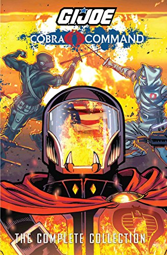 (G.I. JOE: Complete Cobra Command (G.I. JOE Series 2))
