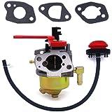 FitBest New Carburetor for MTD, Cub Cadet & Troy Bilt Snow Blower Thrower 751-10956A / 951-10956A Huayi 161S 161SA