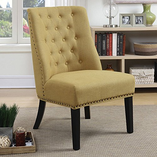 Yellow Accent Chairs Light Amp Mustard Yellow