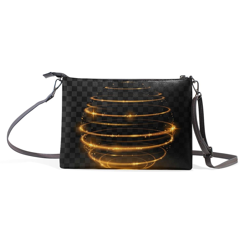 LEEZONE Lady's Multipurpose Single Shoulder Bag with Colorful Splendor Printing