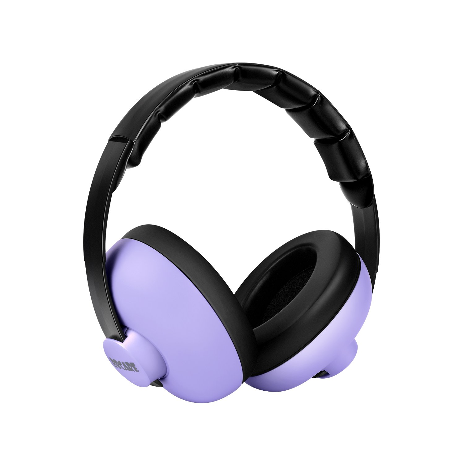 BBcare Baby Ear Protection Noise Cancelling HeadPhones for Babies for 3 Months to 2 Years-Purple