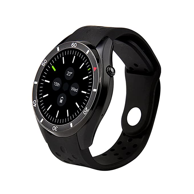 amazingdeal365 i3 reloj inteligente MTK6580 Android 5.1 OS ...