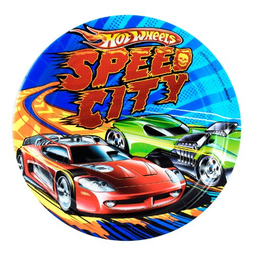 Amscan Hot Wheels Speed City 9