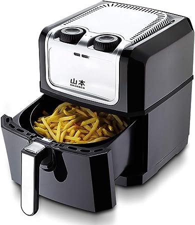 Freidora neumática doméstica 32 l gran capacidad freidoras eléctricas para no fumar máquina multifunción de papas fritas: Amazon.es: Hogar