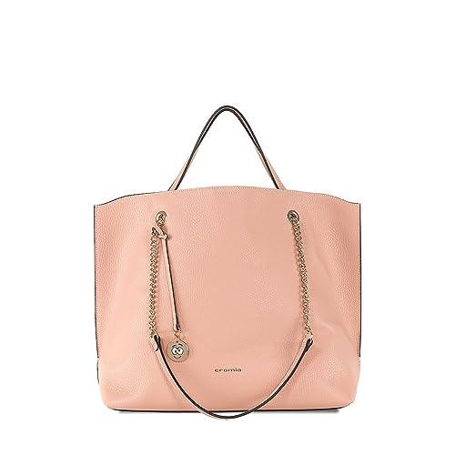 best website ba904 b746b Cromia Women's Top-Handle Bag pink pink: Amazon.co.uk: Shoes ...