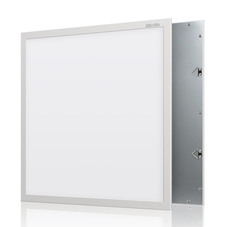 20W Dimmerabile e Temperatura Colore Regolabile Albrillo Pannello LED 30x30cm 2700-6500K Plafoniera LED con Accessori di Montaggio e Trasformatore Lampada a Soffitto per Casa Ufficio Hotel