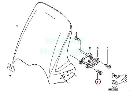 Amazon Com Oval Head Screw Automotive