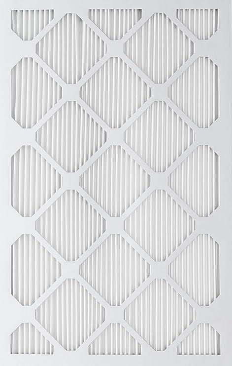 Nordic Pure 18x25x1 MERV 13 Tru Mini Pleat AC Furnace Air Filters 12 Pack