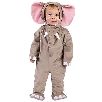 CUDDLY ELEPHANT INFANT 12-24M: Clothing