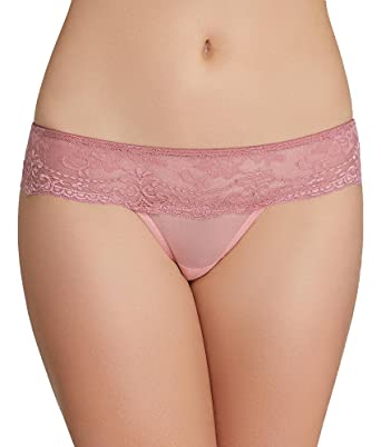 5326419526ed The Little Bra Company Lucia Thong at Amazon Women's Clothing store: