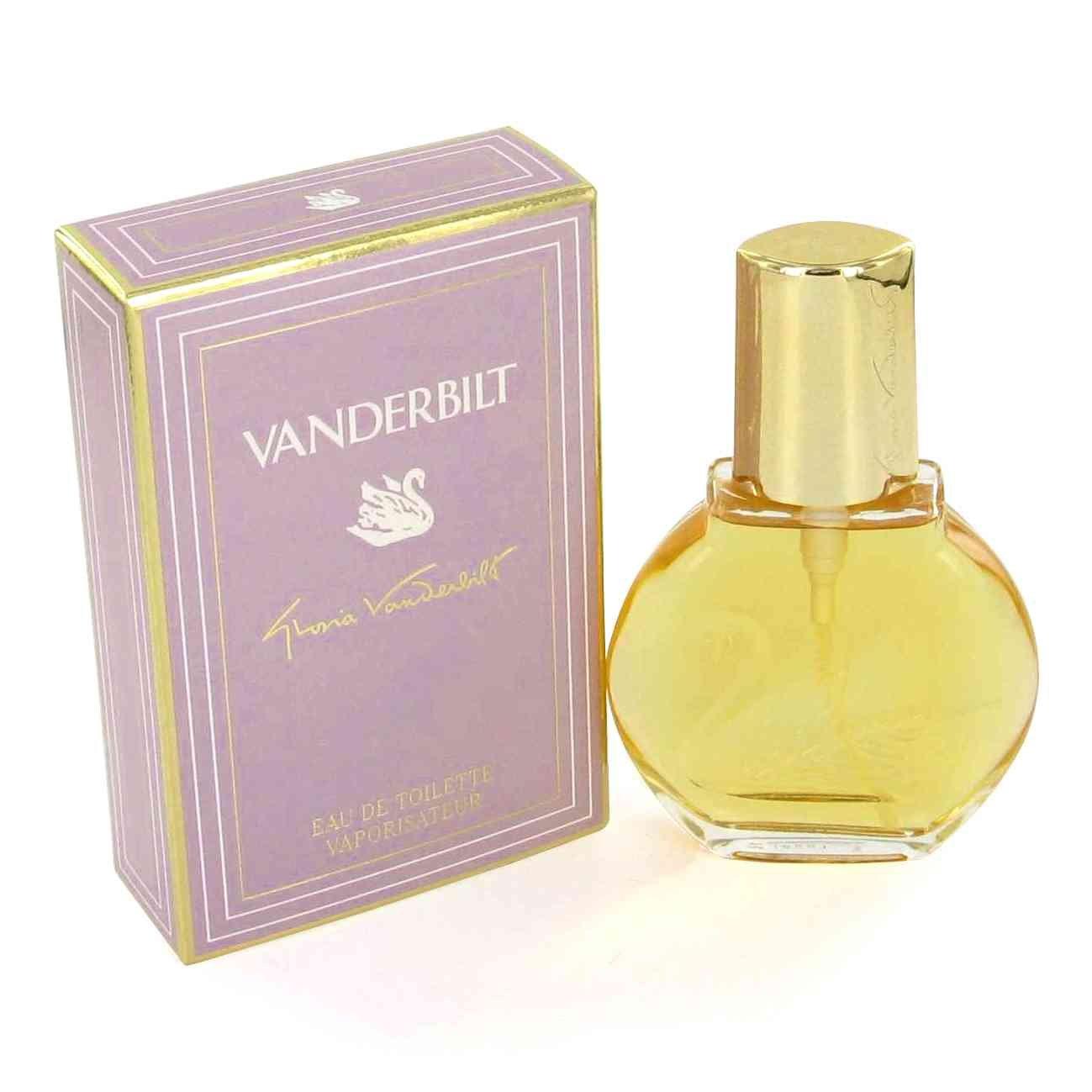 VANDERBILT by Gloria Vanderbilt, Eau De Toilette Spray 3.4 oz, Women