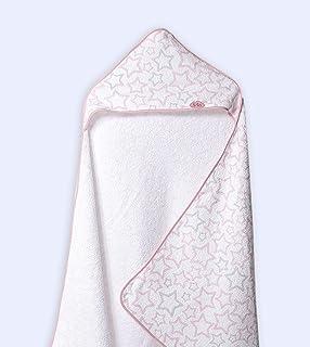 PURALGO-puro algodón. Toalla para bebés de punto de cruz ...