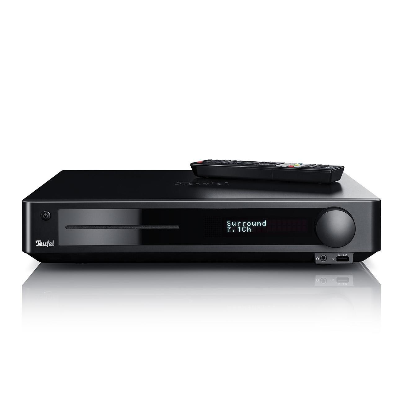 Teufel Impaq 8000,Teufel Impaq 8000 Test, Teufel Impaq 8000 kaufen, Blu-Ray AV-Receiver, Blu-Ray AV-Receiver Test, Blu-Ray AV-Receiver kaufen, Receiver mit Blu-Ray Funktion, AV Receiver mit Blu-Ray Funktion