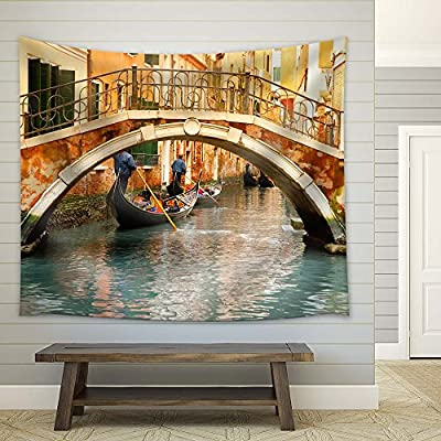 Venice,Italy - Fabric Tapestry, Home Decor - 51x60 inches