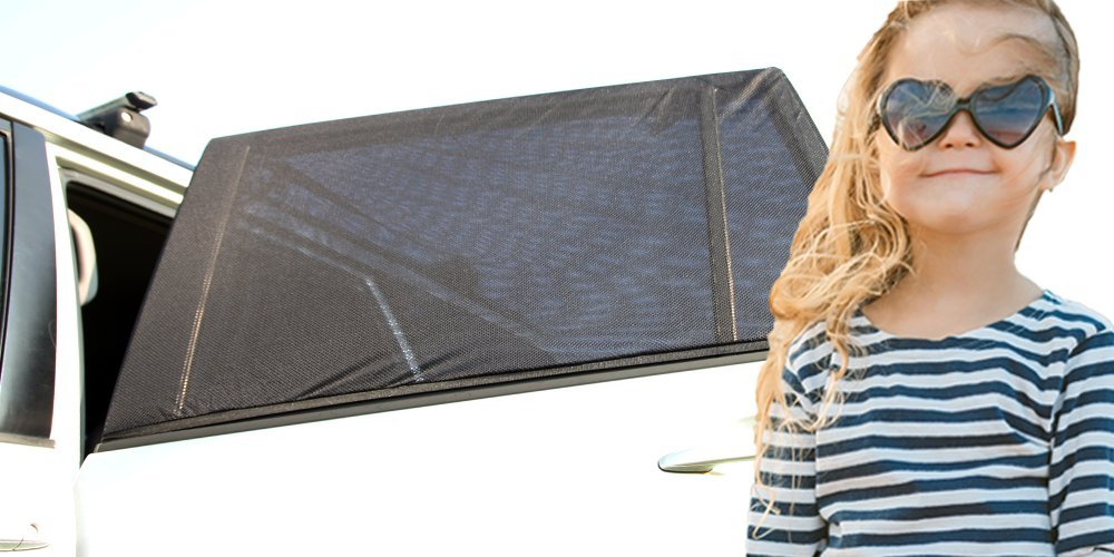 Car window shade – Best Baby sun shade protection from harmful Sun Glare and Heat