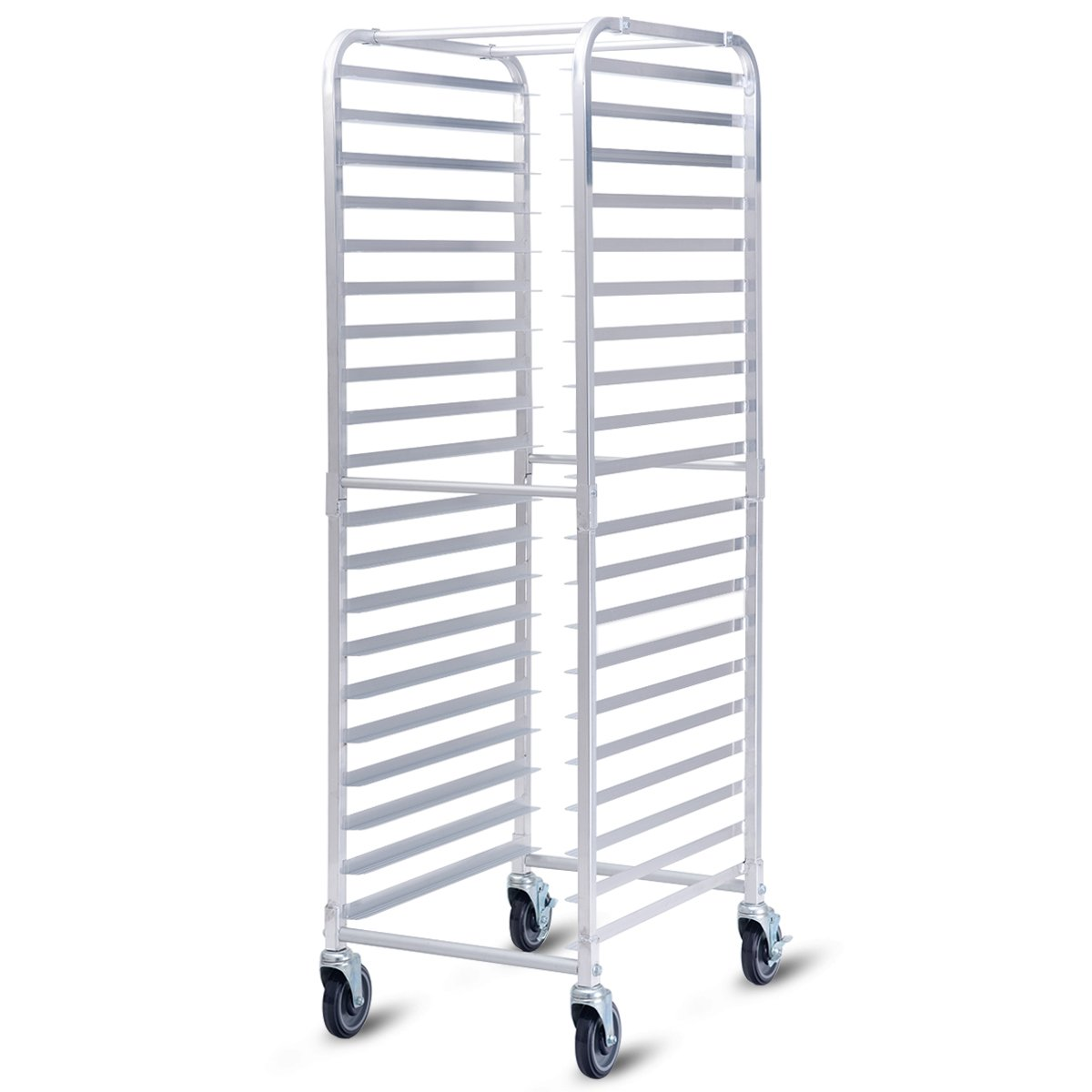 CHEFJOY 33856DPT-LT Sheet racks, 20, Silver by CHEFJOY