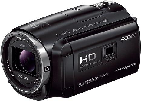 Sony Handycam HDR-PJ620 - Videocámara de 9.2 MP (Pantalla de 2.7 ...