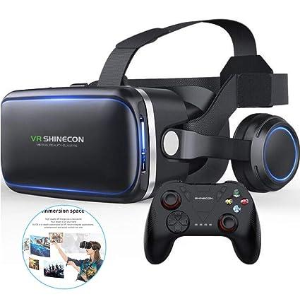 52f95b89bc86 Amazon.com  VR Glasses Virtual Reality Headset