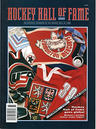 The Official Yearbook of the Hockey Hall of Fame, 1998-99
