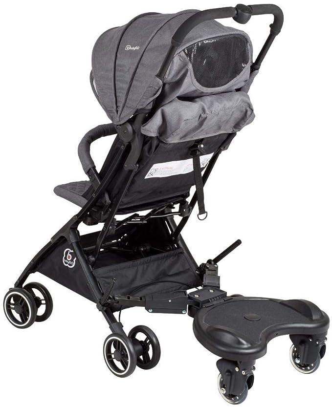 Babygo WeGo 68002 - Plataforma para cochecito de bebé con asiento ...
