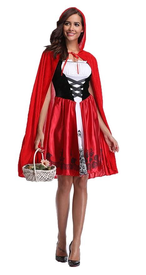 I-CURVES de las mujeres storybook cuento de caperucita roja fiesta ...