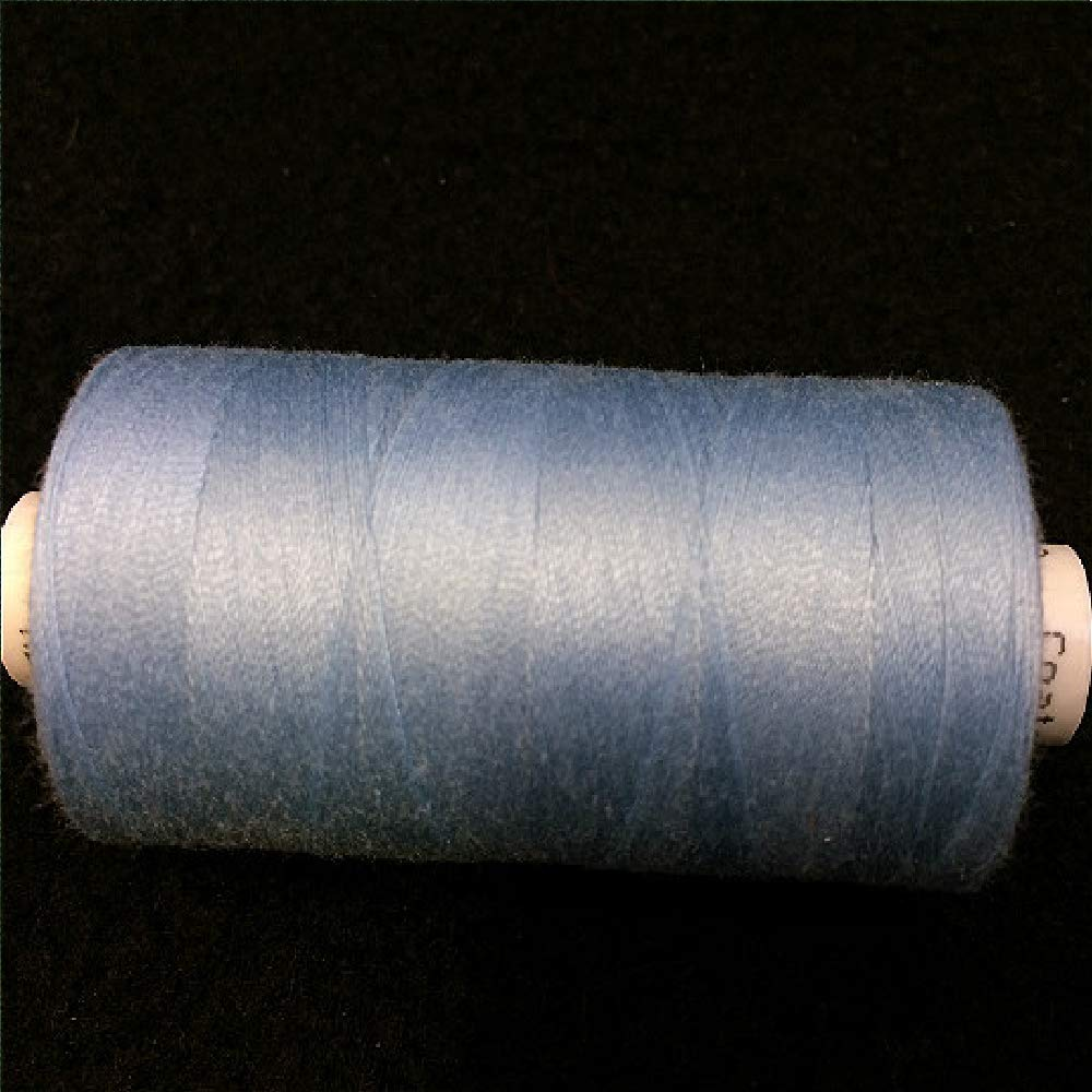 Coats moon polyester thread cotton 120s spun  hand machine sewing 1000y reel