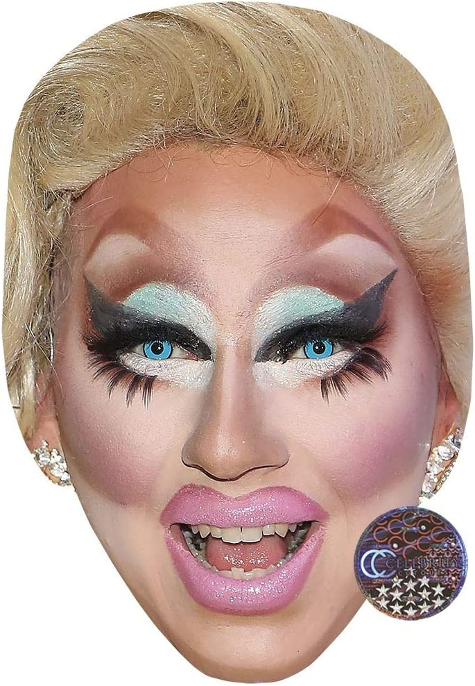 Chester Bennington Celebrity Mask Card Face and Fancy Dress Mask