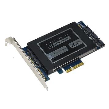 SEDNA - PCIe 6 G 4 44 Puerto para disco SSD Hybrid Raid adaptador ...
