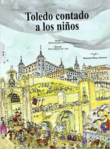 Book Toledo contado a los niños
