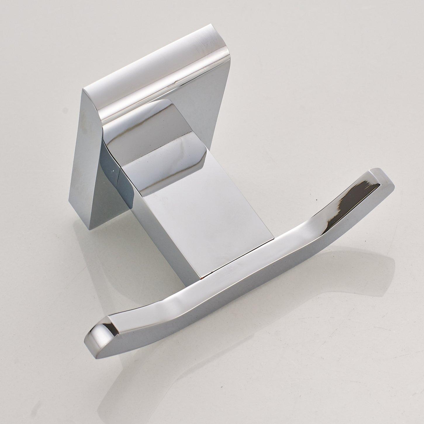 Homovater Edelstahl Handtuchringe Handtuchstange Handtuchhalter wandmontage Badetuch Ring Halterung Wandhandtuchhalter