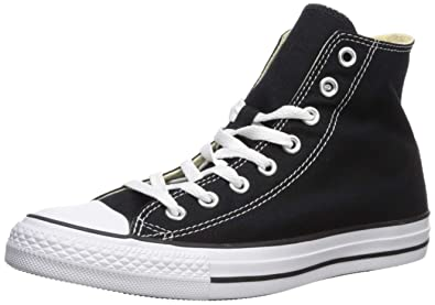 fb5aff4e5f4acd Image Unavailable. Image not available for. Color  Converse Chuck Taylor  All Star High Top Black ...