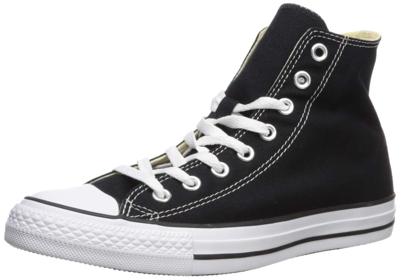 Converse Chuck Taylor All Star High Top Black 4 D(M) US