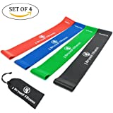J Bryant Thick Resistance Band Set,Training straps stronger,Workout your arms, back, shoulders, legs, and butt extra heavy carry bag
