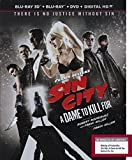 Sin City A Dame To Kill For with BONUS CONTENT