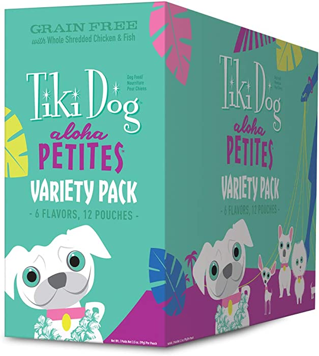 Top 9 Tiki Dog Wet Dog Food