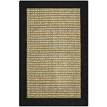 Amazon Com Mainstays Faux Sisal Runner Rug 1 9 Quot X 5 All